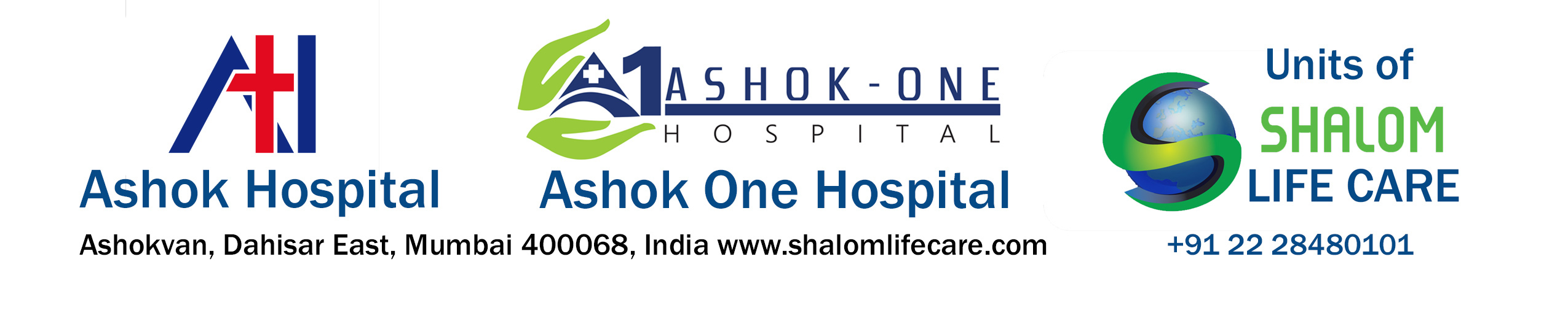 A family of Healthcare Organisations